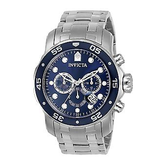 Invicta Pro Diver SCUBA Chronograph Mens Watch 0070