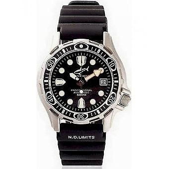 CHRIS BENZ - Diver Watch - DEEP 500M AUTOMATIC - CB-500A-S-KBS