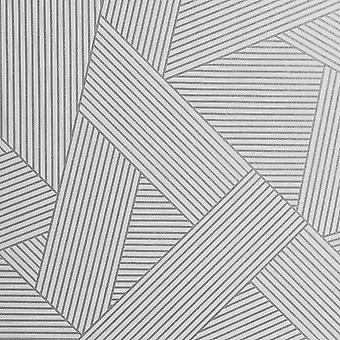 Crown Emporium Duke Geometric Wallpaper