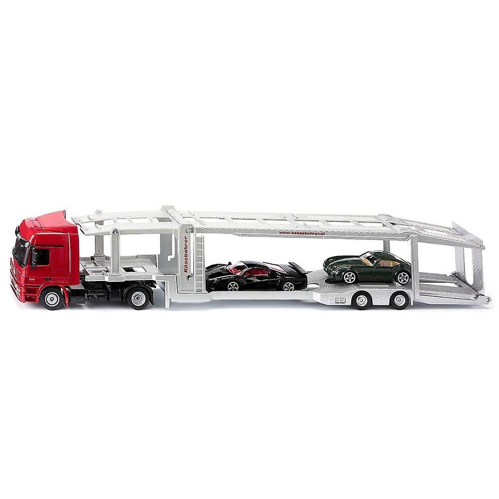 Siku Super Mercedes Car Transporter  1:50  3934