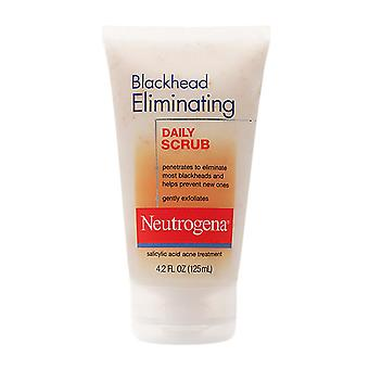 Neutrogena blackhead eliminating daily scrub, 4.2 oz