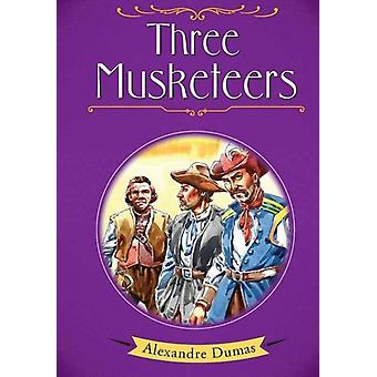 Three Musketeers por Alexandre Dumas