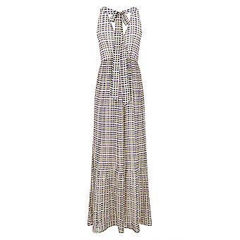 Darling Ženy & apos, s Zara Zkontrolovat Maxi šaty