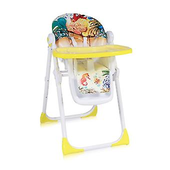 Lorelli children's high chair siesta height, backrest, table adjustable, many extras