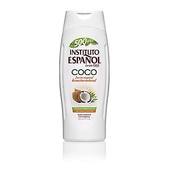 Moisturising Lotion Coco Instituto Español (500 ml)