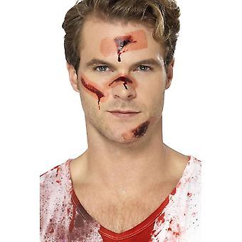 Zombie gips såret överföringar, kött