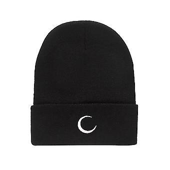 Attitude Clothing Crescent Moon Beanie Hat