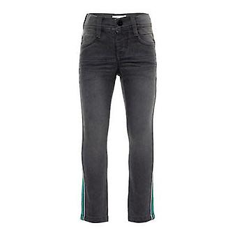 Name It Grey Boys Jeans Hose Theo