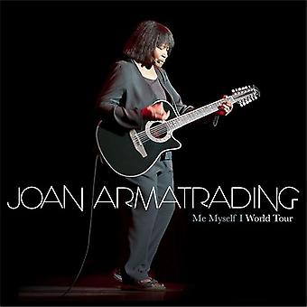 Joan Armatrading - Me Myself I-World to [CD] USA import
