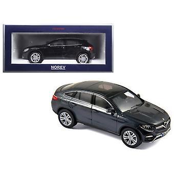 2014 Mercedes Gla Class Black 1/18 Diecast Model Car By Norev