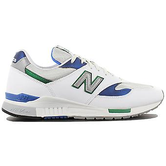 New Balance Classics ML840AB Herren Schuhe Weiß Sneaker Sportschuhe