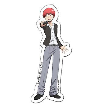 Sticker - Assassination Classroom - New Karma Toys Licensed ge55426