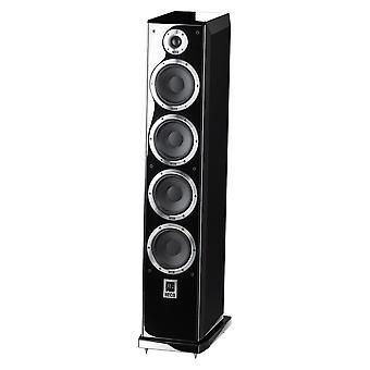 Heco Ascada 600 タワー * 黒 *、アクティブな Bluetooth ステレオ スピーカー セット、1 ペア B 陶器