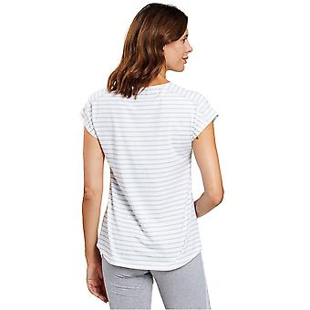 R'sch 1202031-16564 Femmes-apos;s Be Happy Ringlet Grey Striped Loungewear Top