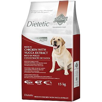 Dibaq Trockenfutter für Hunde Dnm Dietetic  (Hunde , Hundefutter , Trockenfutter)