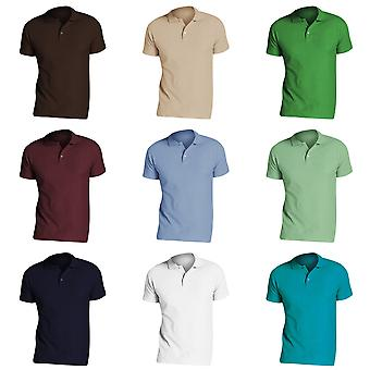 SOLS Mens Summer II Pique Short Sleeve Polo Shirt