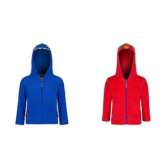 Regatta naturen Baby/småbarn Kiddo II Hooded fleecejacka