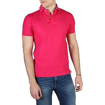 Tommy Hilfiger Original Men Spring/Summer Polo - Pink Color 41971
