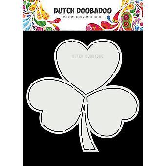 Dutch Doobadoo Card Art A5 Clover 470.713.746