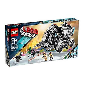 LEGO 70815 Super Secret Police-Dropship