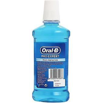 Oral B Mouthwash Pro Expert Multi Protection 500 ml
