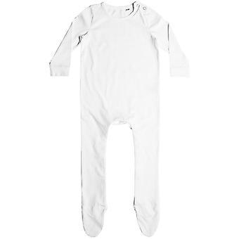 Larkwood Babies Organic Sleepsuit