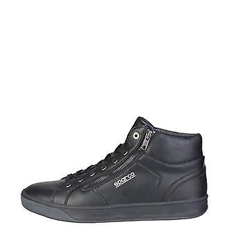 Sparco Phoenix Men Black Sneakers -- PHOE324400