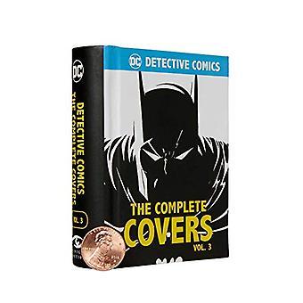 DC Comics - Detective Comics - The Complete Covers Volume 3 - Mini Book