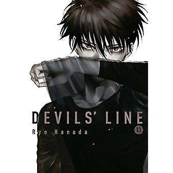 Devils' Line 13 by Ryo Hanada - 9781947194632 Book