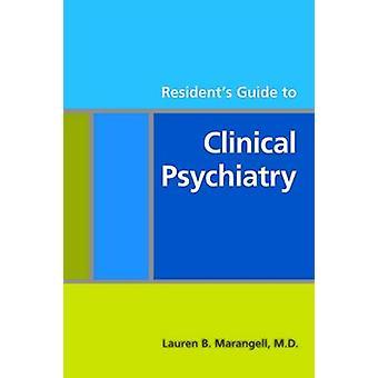 دليل المقيمين في الطب النفسي السريري قبل لورين مارانجيل باء-9781