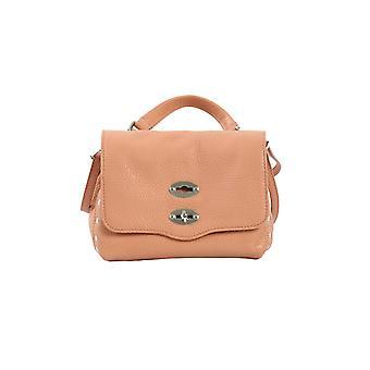 Zanellato 626218m8 Dames's Orange Leather Shoulder Bag