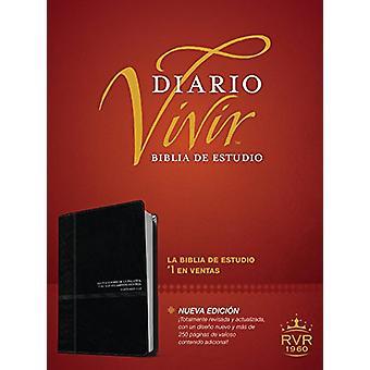 Biblia de Estudio del Diario Vivir Rvr60 - Duotono by Tyndale - 97814