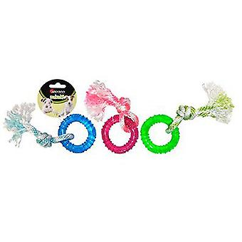 Nayeco Small dog toy rope Aro (Dogs , Toys & Sport , Chew Toys)