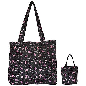 Moorland Rider Foldaway Shopper Bag