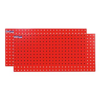 Sealey Tts1 Perfotool lagring Panel 1000 X 500Mm Pack 2