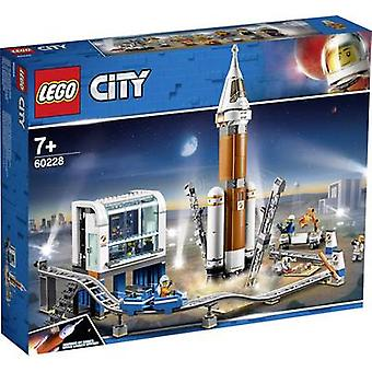 60228 LEGO® razzo CITY Space con centro di controllo