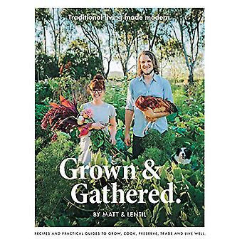 Grown & Gathered by Matt Purbrick - 9781584237334 Book