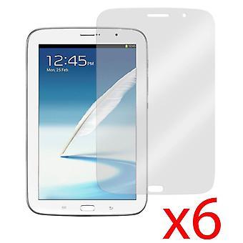 6x Samsung Galaxy Note 8.0 LCD N5100 N5110 képernyővédő