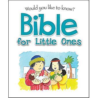 Vill du veta Bibeln för little ones av Eira Reeves - Goldswo
