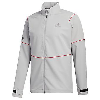 adidas Golf Mens 2020 Hybrid Acolchoado Full Zip DWR Jacket