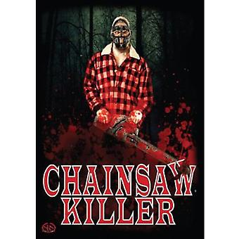 Motorsag Killer [DVD] USA importere