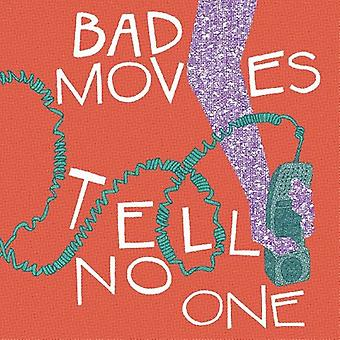 Bad Moves - Tell No One [CD] USA import