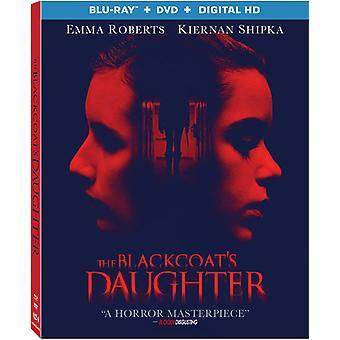 Importation des USA de la fille [Blu-ray] de Blackcoat
