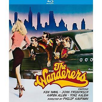 Wanderers (1979) [Blu-ray] USA import