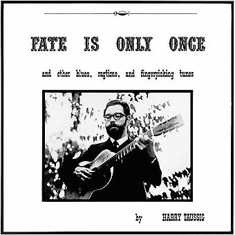 Harry Taussig - Fate Is Only Once [Vinyl] USA import
