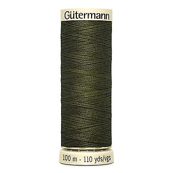 Gutermann Sew-all 100% Polyester Thread 100m Hand and Machine Colour Code  - 399