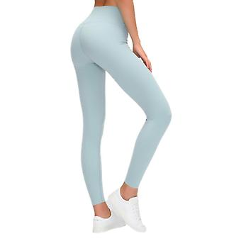 Kvinnor Yoga Sport Fitness Fitness Gym Leggings Svart