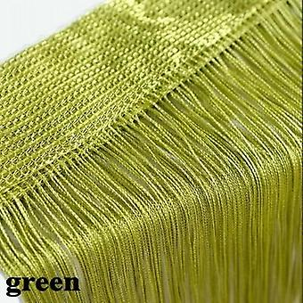 Solid Color Classic Line Stripe Curtain - Window Room Door Divider Decorative Stripe Curtain