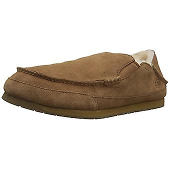 Brand - 206 Collective Men's Bower Collapsible Back Shearling Moccasin...