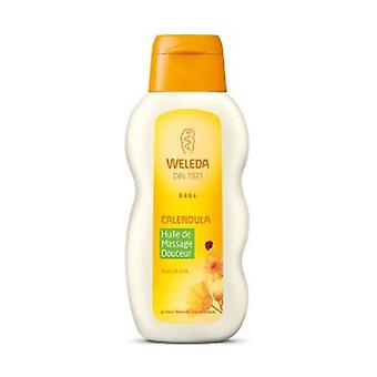 Calendula Massage Oil 200 ml olja
